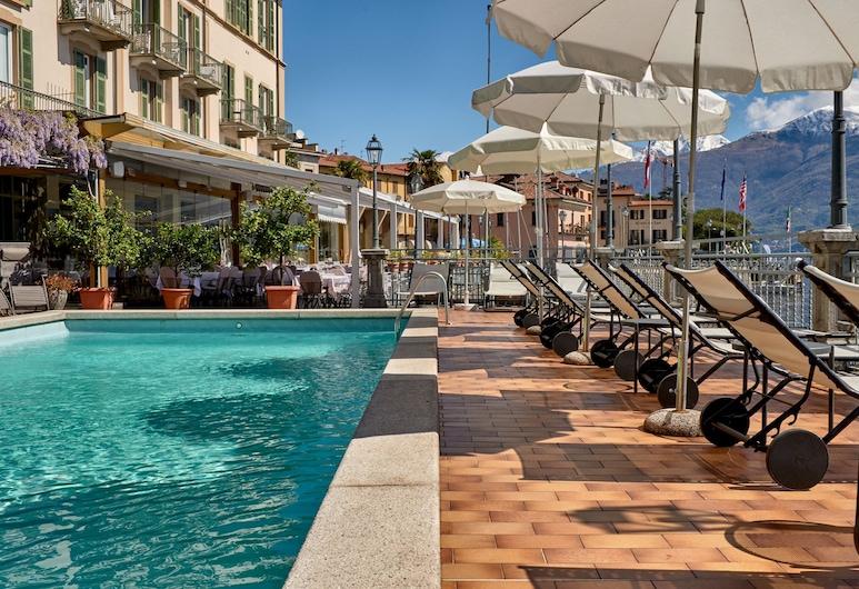 Hotel Bellavista, Menaggio, Sundeck