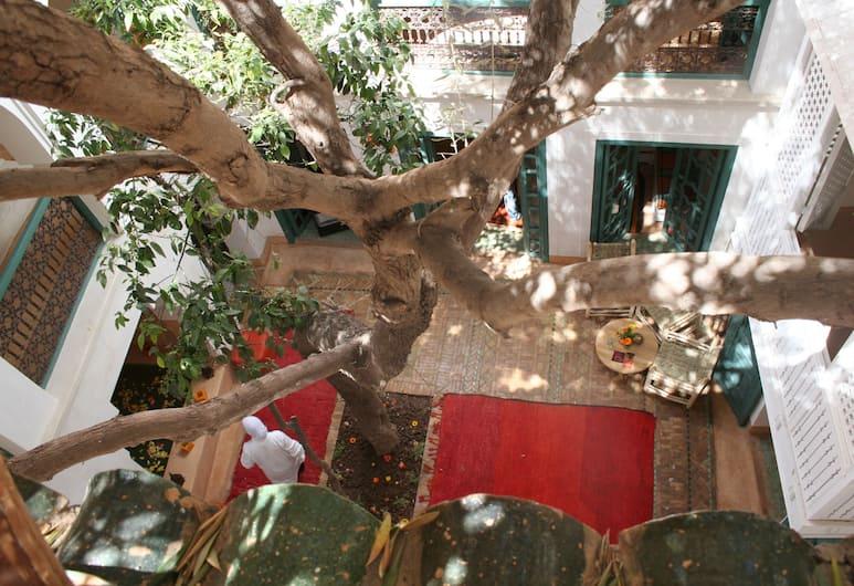 Riad Dar Zitouna en Exclusivité, Marrakech, Näköala hotellista