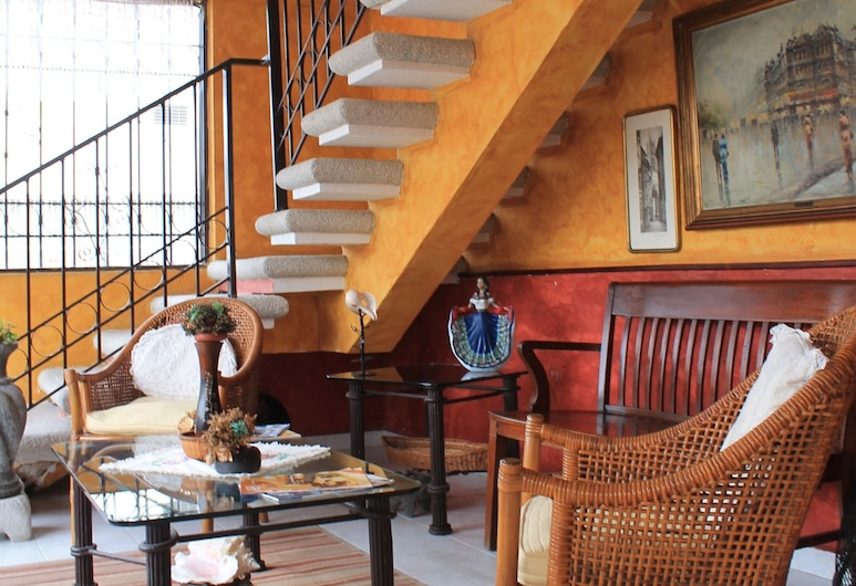 Hotel La Casona Real, Cozumel, Interior Entrance