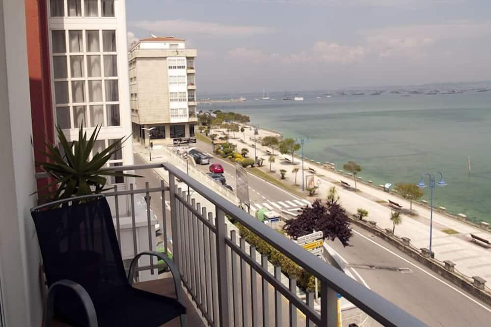 Δίκλινο Δωμάτιο (Double ή Twin), Θέα στη Θάλασσα - Μπαλκόνι