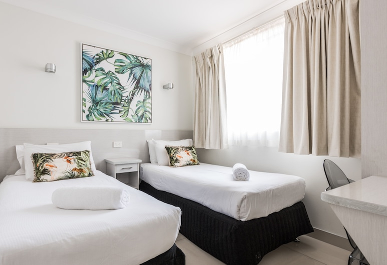 Hibiscus Motel, Byron Bay, Suite, Guest Room