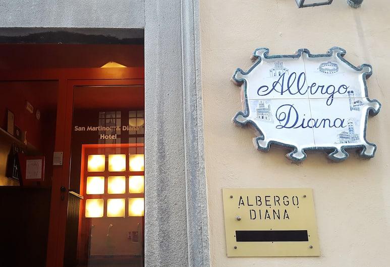 Hotel Diana, Lucca