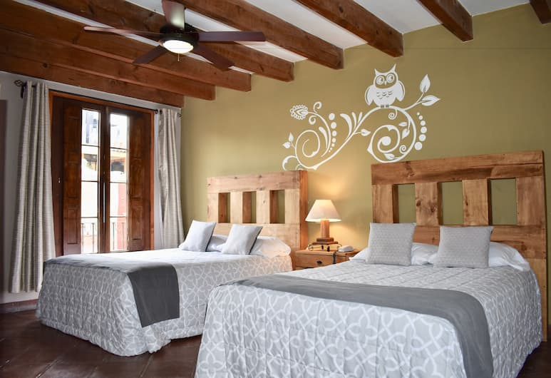 Hotel Ana Catalina & Suites, San Miguel de Allende, Phòng Tiêu chuẩn, 2 giường đôi, Phòng