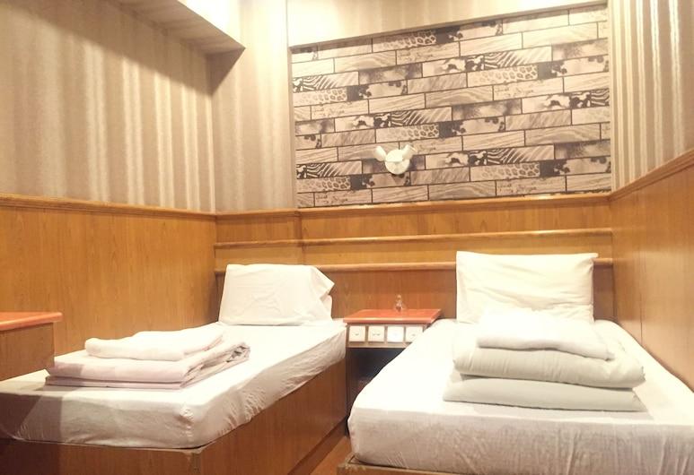 美國旅館, 九龍, 豪華雙床間 , 客房