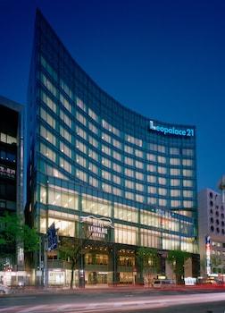 福岡、ホテルレオパレス博多の写真