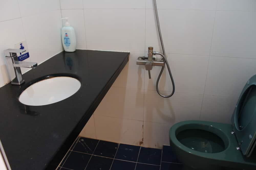 Deluxe-dobbeltværelse (Newly Renovated) - Badeværelse