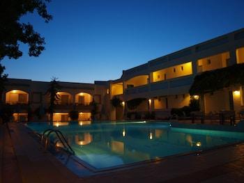 Foto van Apollon Hotel Apartments in Rethymnon
