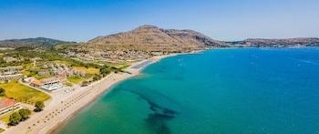 ภาพ Lardos Bay ใน โรดส์
