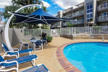 Foto van Markham Court in Broadbeach