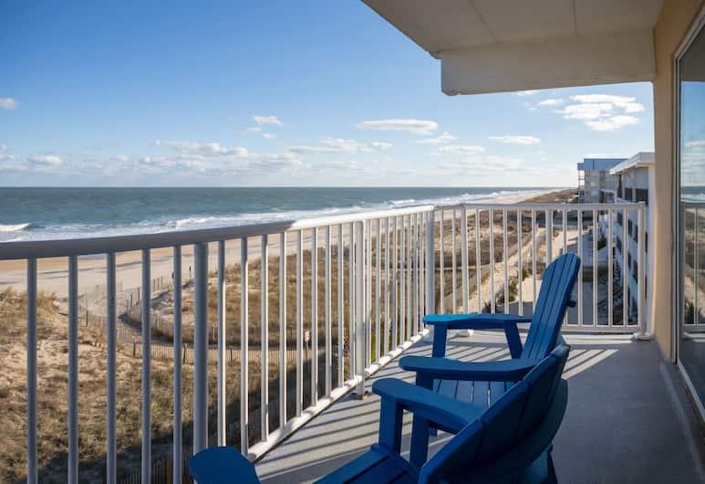 Atlantic OceanFront Inn, Ocean City, Suite, Beachfront, Guest Room View
