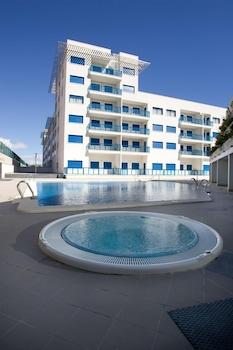 阿利坎特阿利坎特山公寓飯店的相片