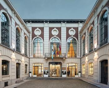 Liege bölgesindeki Van der Valk Sélys Liège Hotel & Spa resmi