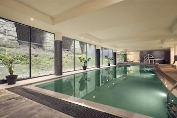 Hình ảnh Van der Valk Sélys Liège Hotel & Spa tại Liege