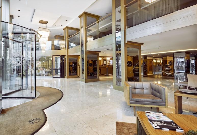 Avantgarde Levent Hotel - Boutique Class, İstanbul, İç Mekân Girişi