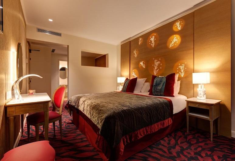 鈴蘭酒店, 巴黎, 雙人房, 客房