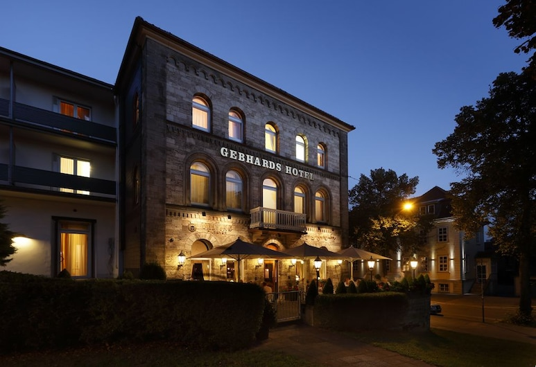 Romantik Hotel Gebhards, Gotinga