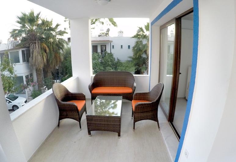Seray Class Hotel & Apartments, Бодрум, Вилла «Делюкс», 2 спальни, Терраса/ патио