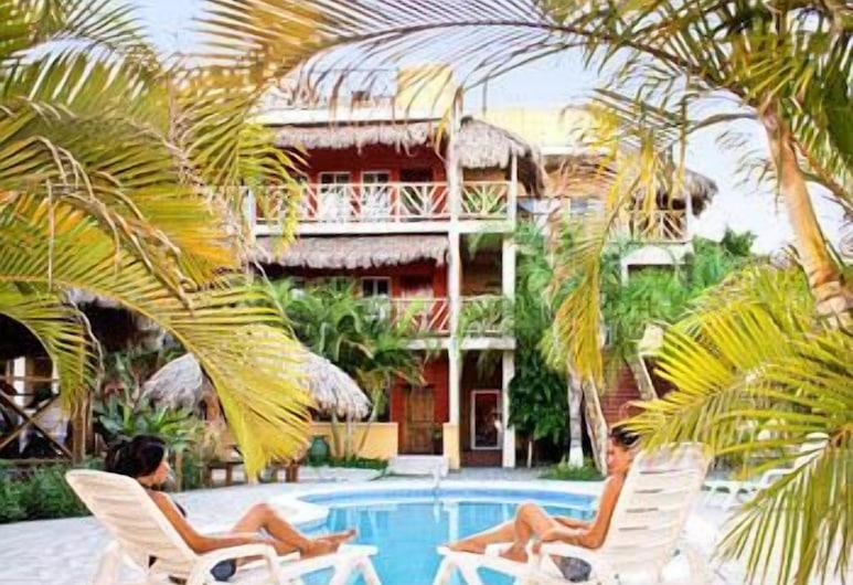 Grissy's Hotel, Tela, Piscina al aire libre