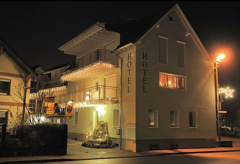 Eisberg Hotel Rust, Rust, Hotel Front – Evening/Night