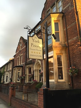 Picture of York Priory Guest House in York