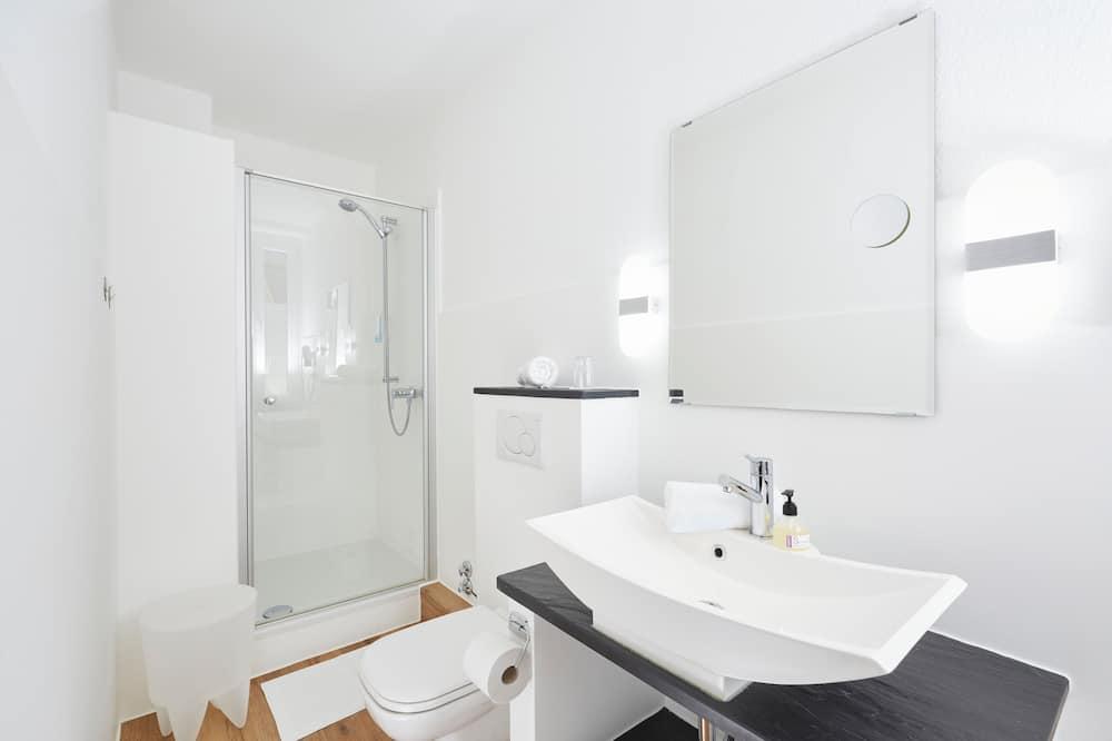 Standard Double Room, Ensuite, Garden View (20 m2 ) - Bilik mandi