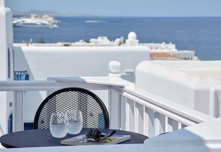Boho Suites, Μύκονος, Traditional Διαμέρισμα, 2 Υπνοδωμάτια, Θέα στη Θάλασσα, Μπαλκόνι