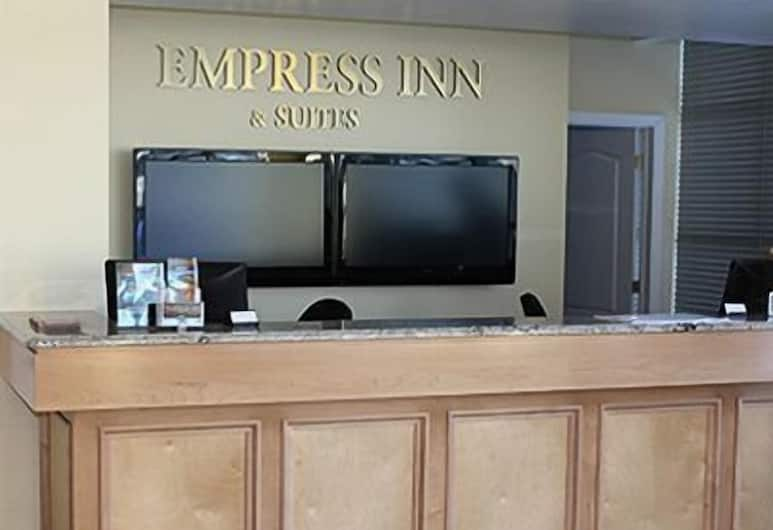 Empress Inn and Suites by Elevate Rooms, Niagara Falls, Reception