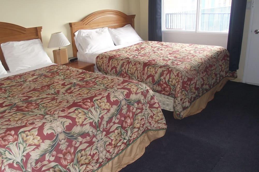 Standard two queen  - Living Area