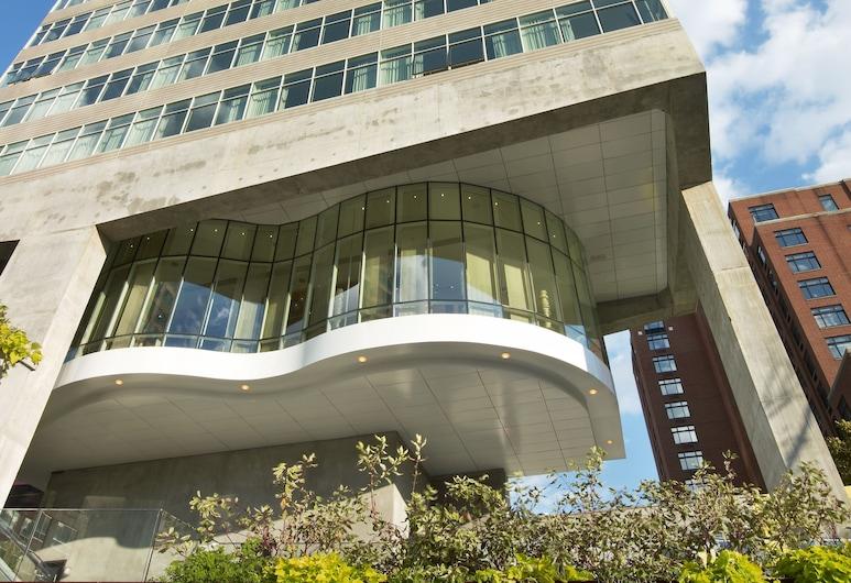 ModernHaus SoHo, Nova York, Fachada do hotel