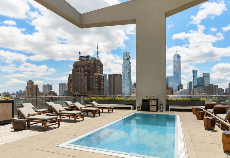 The James New York- SoHo, New York, Rooftop Pool