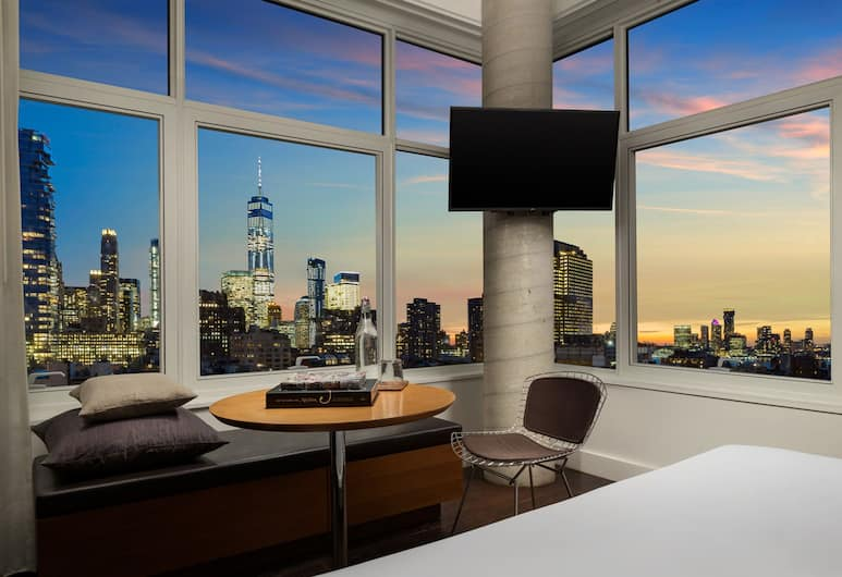 The James New York- SoHo, New York, Corner King Studio Skyline, Guest Room