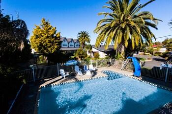 Nuotrauka: Asure Colonial Lodge Motel, Napier