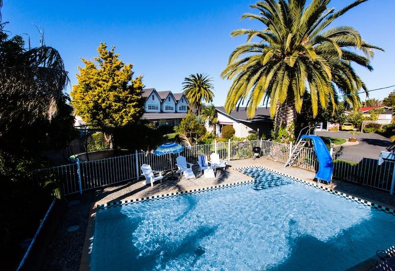 Asure Colonial Lodge Motel, Napier, Outdoor Pool