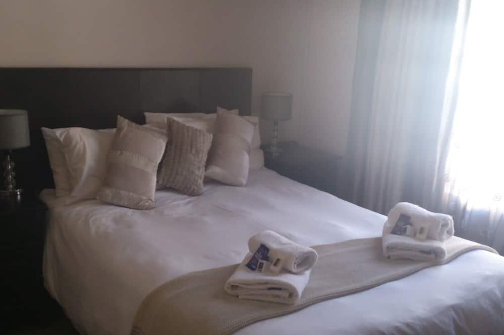 חדר יוקרתי זוגי (or Single room) - אזור מגורים