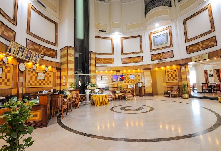 Ramee California Juffair, Manama, Lobi