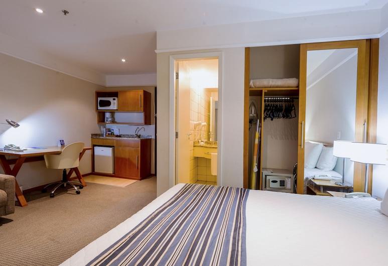 eSuites Sorocaba by Atlantica, Sorocaba, Suite, Guest Room