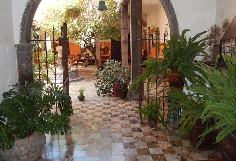Suites Santo Domingo, סן מיגל דה אלנדה, הכניסה למלון