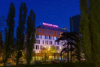 布拉提斯拉瓦布拉提斯拉瓦中心美居酒店的圖片