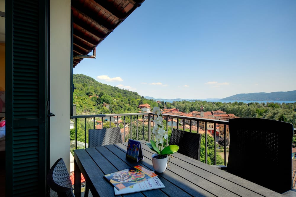 Apartment, 1 Bedroom, Lake View - Balcony
