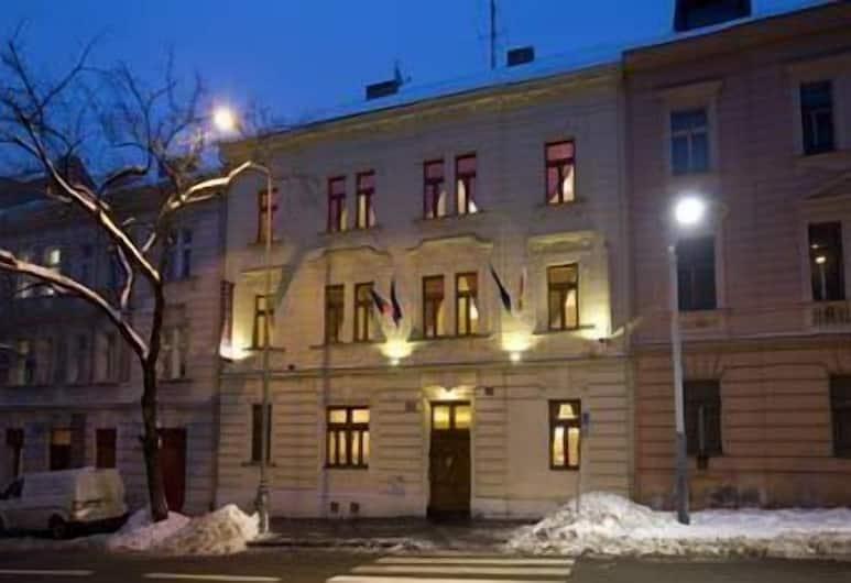 Apartmany Smíchov, Praha, Svečių kambarys