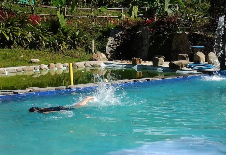 Eco Lodge La Juanita, Manizales, Outdoor Pool
