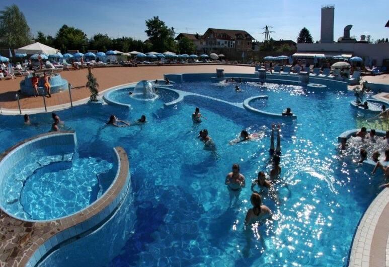 Gloria Hotel, Ljubljana, Pool