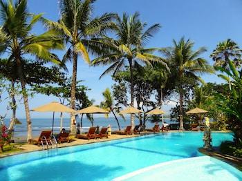 A(z) Puri Dajuma Beach Eco-Resort & Spa hotel fényképe itt: Pekutatan