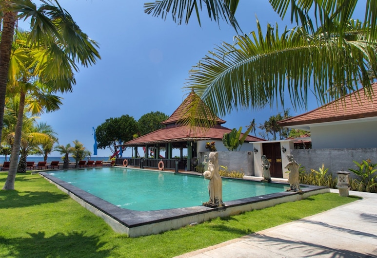 Puri Saron Baruna Beach, Buleleng, Pool