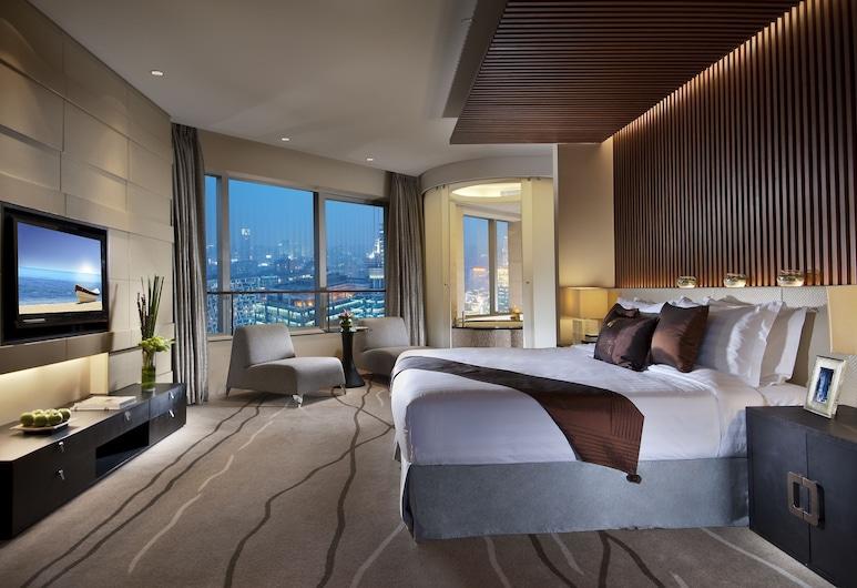 上海雅詩閣淮海路服務公寓, 上海市, 行政開放式客房, 客房
