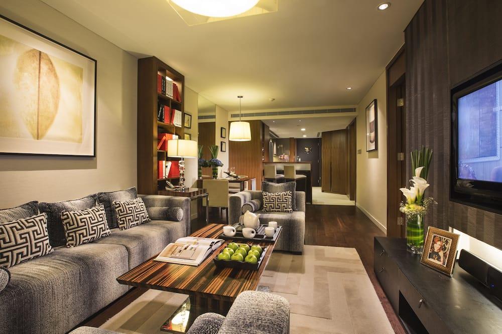 Executive-Zimmer, 1 Schlafzimmer - Wohnzimmer