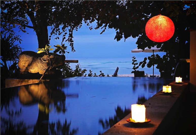 Hotel Tugu Lombok, Tanjung, Svømmebasseng