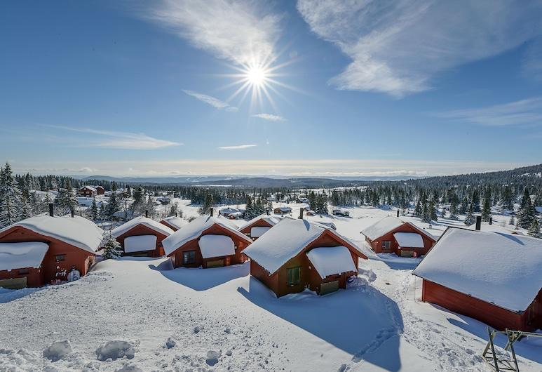 Lillehammer Fjellstue, Lillehammer, Depan hartanah