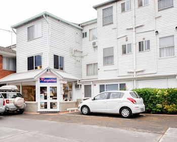 Picture of Blue Mountains Heritage Motel in Katoomba