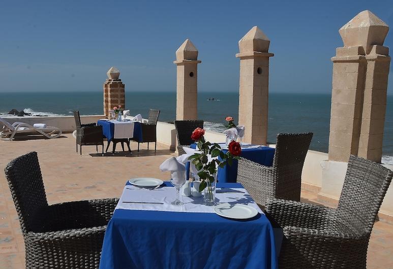 Palais des Remparts, Essaouira, Terrace/Patio